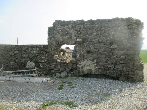 Glascarrig priory site of