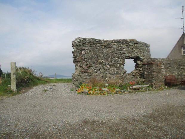 Glascarrig priory site of priory